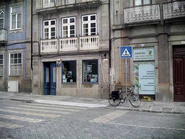 Estacionamento bici 045