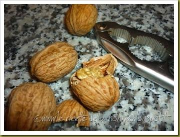 Tomino al forno alle noci con composta di pere e cannella (1)