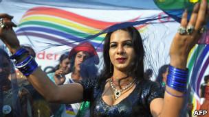 В индийском Хайдарабаде в начале февраля прошел парад ЛГБТ-активистов