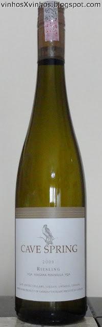 vinho do Canadá