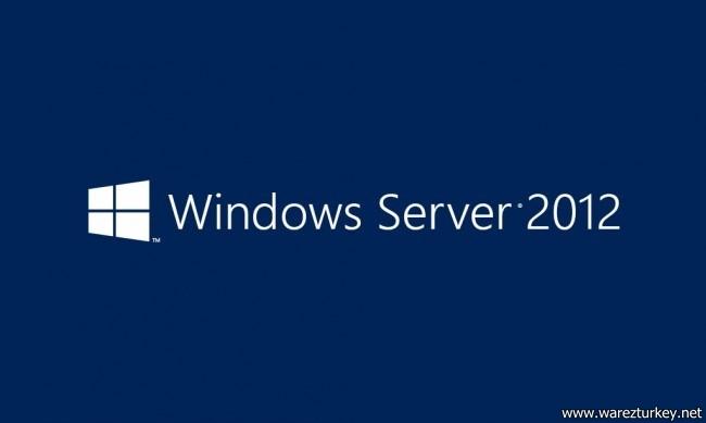 Windows Server 2012 VL Full (x64) Türkçe MSDN Tek Link indir