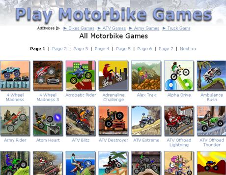 jocuri motociclete