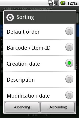 玩免費商業APP|下載Rapid Inventory, Business app不用錢|硬是要APP