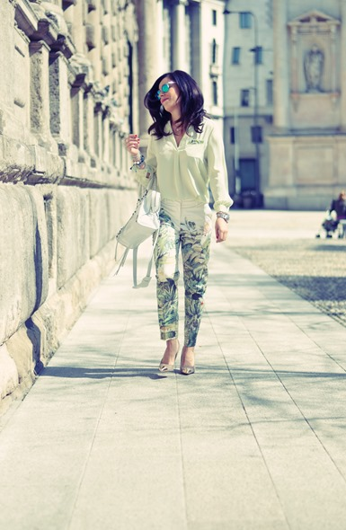 h&m street style