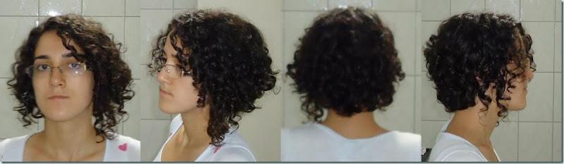 Cortes para cabelos cacheados