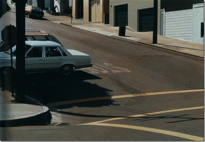 Robert_Bechtle_Portrero_Intersection_20th and Arkansas_1990