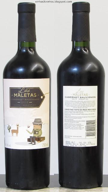 Vinho Las Maletas