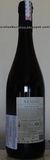 Krasno Vinho da Eslovênia