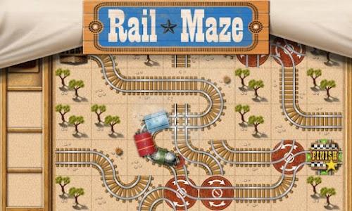 Rail Maze : Train puzzler 1.4.3