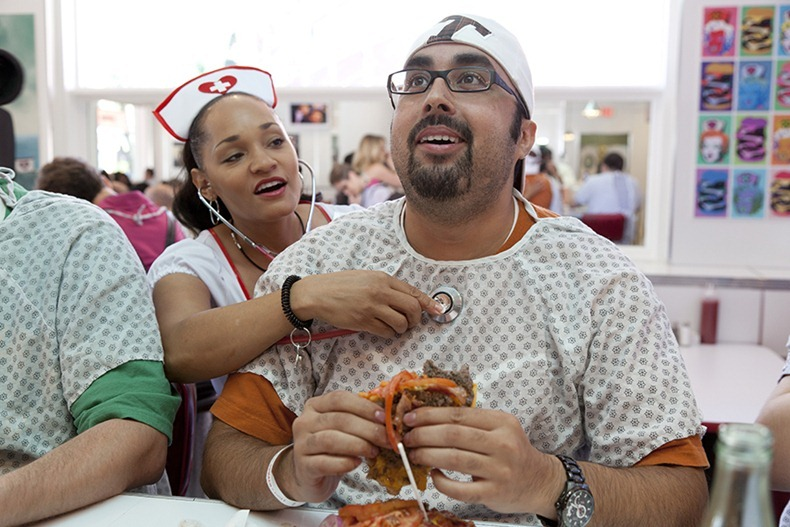 The Heart Attack Grill: A Restaurant Proud To Make You Fat