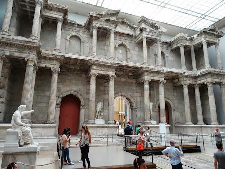 Muzeu Berlin: Poarta Pietei din Milet