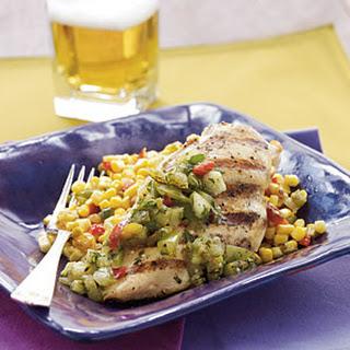 Green Salsa Chicken