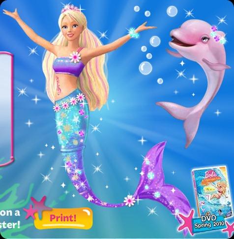 Barbie Una Aventura De Sirenas 2 El Mundo De Las Princesas Muñecas Y Peluches Fotos Y Videos Niñas Y Chicas