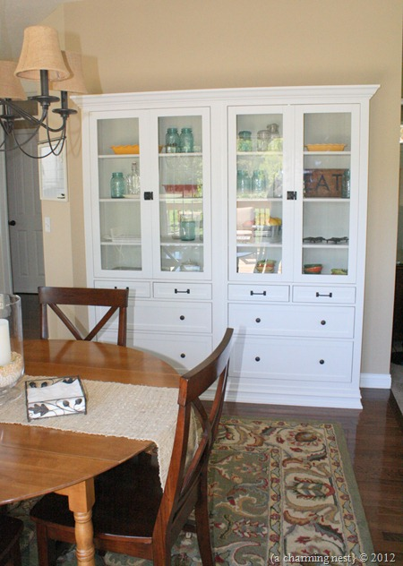 economical kitchen cabinets a charming nest turning ikea into custom built ins 3524