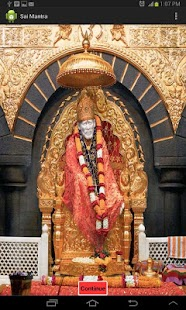 Sai Baba Mantra- screenshot thumbnail