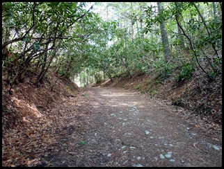 00c - Schoolhouse Gap Trail - heading uphill