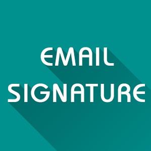 Cách tạo chữ ký email bằng HTML chuyên nghiệp