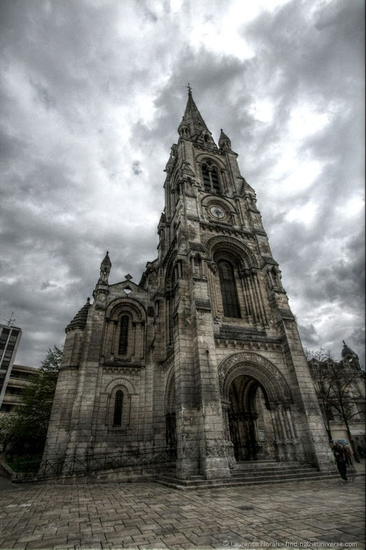 Church in Angouleme