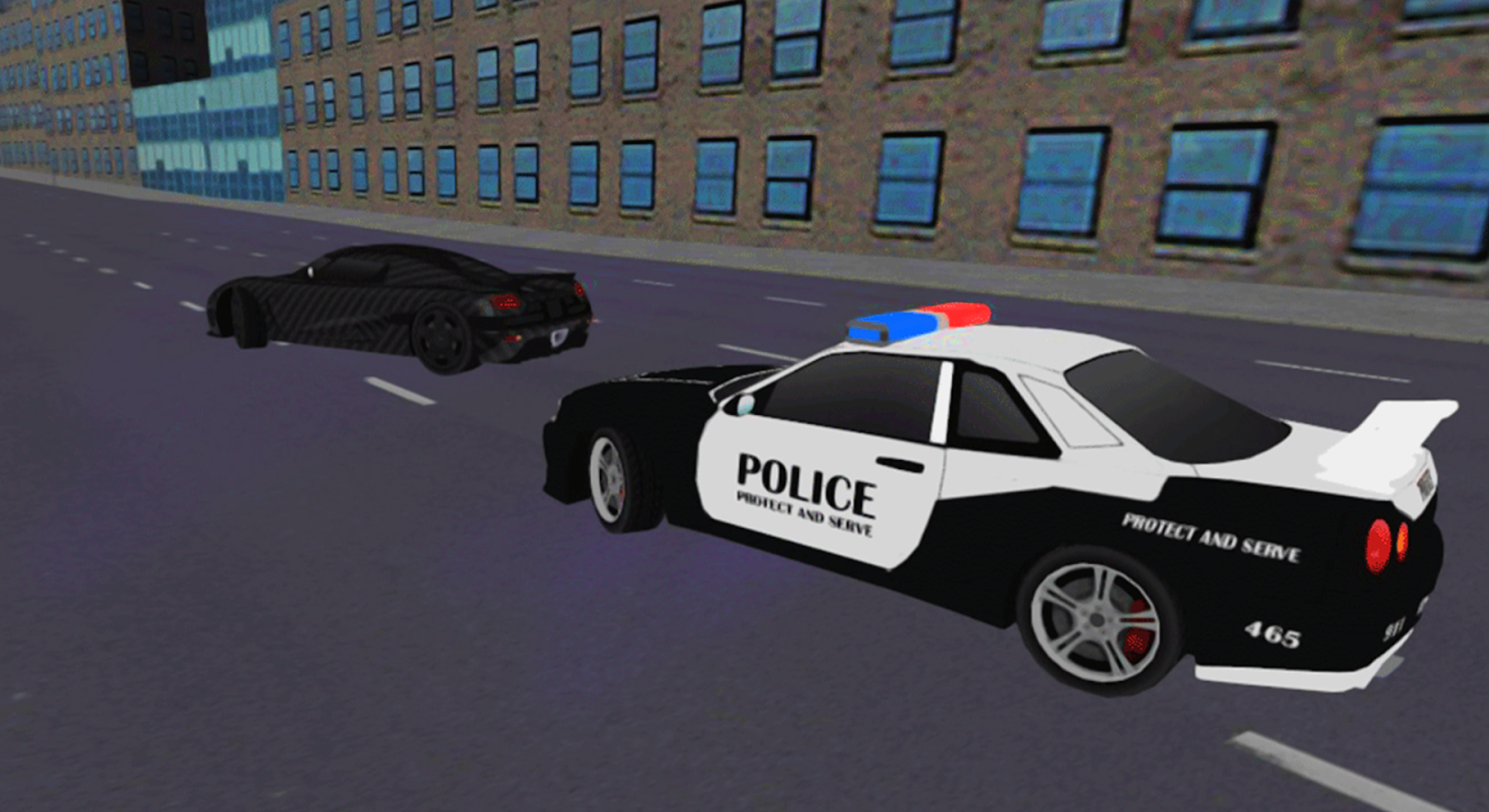 Police Vs Robbers 2- screenshot
