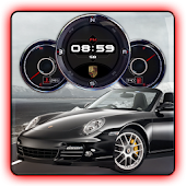 Porsche Turbo S911 Widget LWP