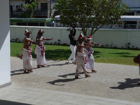 Nunta Sri Lanka  - dansatori Kandy