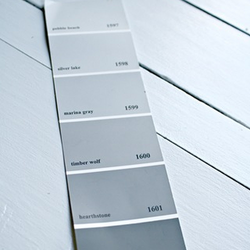 Paint Colors From Thrifty Decor