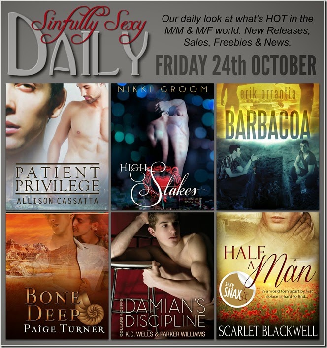 Friday 24th October
