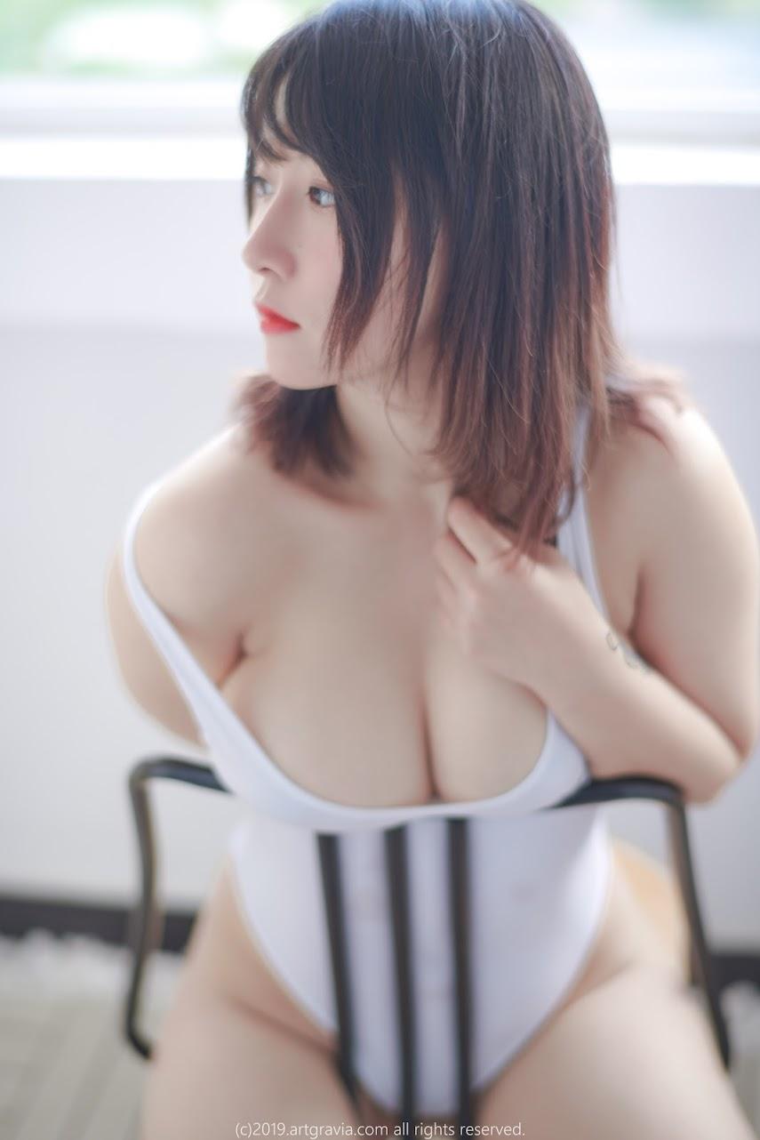 [ArtGravia] vol.111 Sakura 猫九酱 & Busty girl 巨乳少女