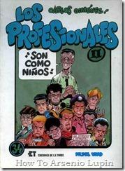 P00002 - Carlos Gimenez - Los Profesionales #2