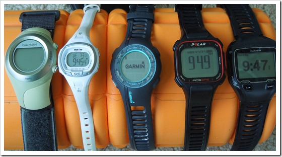 Comparing GPS Watches