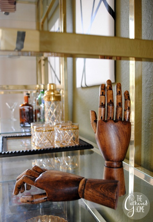 Articulated Wooden Hands 2