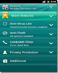 Top 5 Free Antivirus For Android Phones