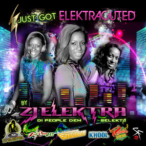 "ZJ Elektra Presents ""I JUST GOT ELEKTRACUTED"" Mixtape"
