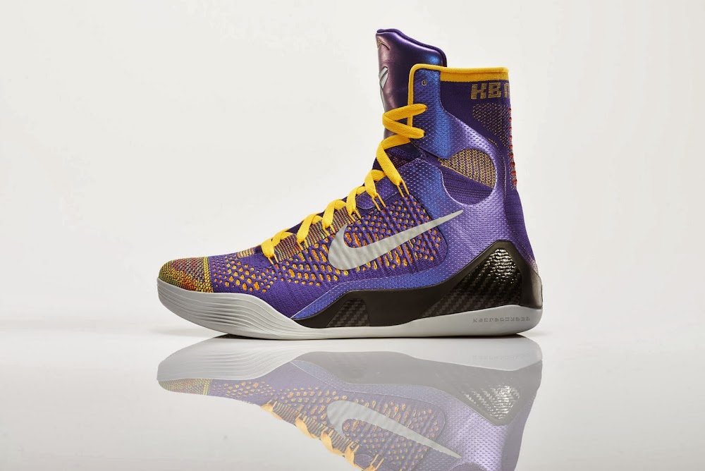 wholesale dealer e133a 99c8e ... KD Kobe and LeBron Get New Elite Series Team Collection from Nike ...