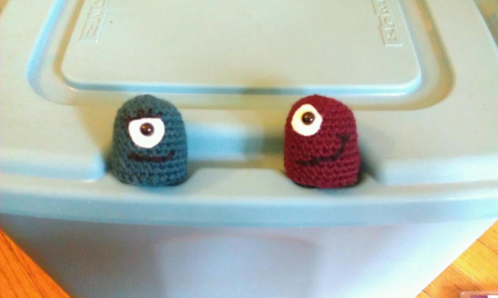 Little Monster Free Crochet Pattern By Elisa's Crochet | 957x1600
