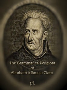 The Grammatica Religiosa of Abraham à Sancta Clara Cover