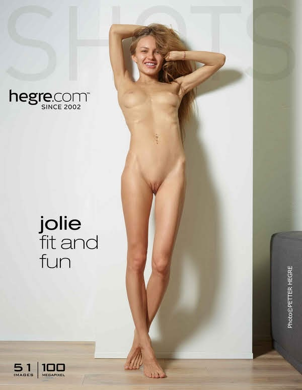 [Hegre-Art] Jolie - Fit And Fun