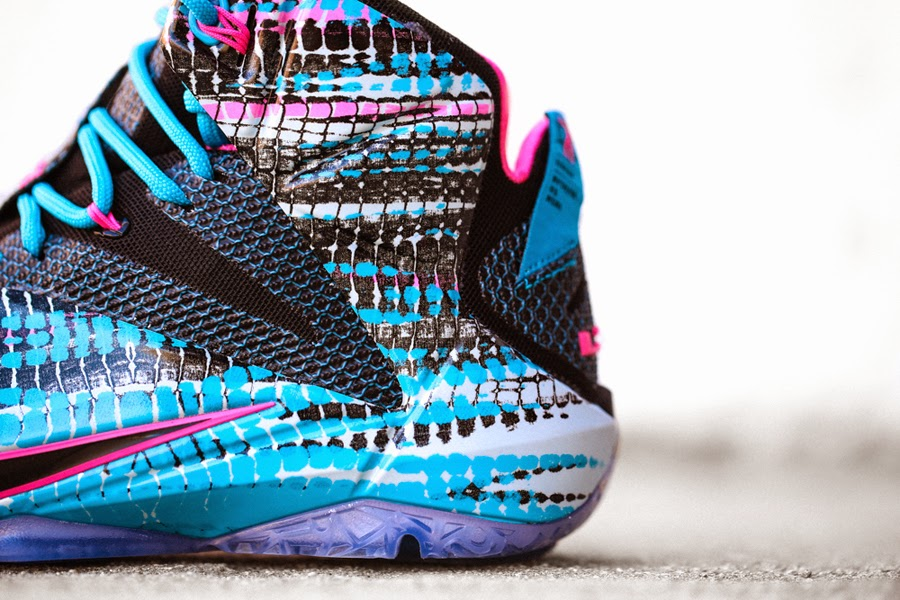 online retailer 20cb2 ccab3 ... A Detailed Look at the 822023 Chromosomes8221 Nike LeBron 12