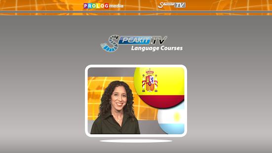 西班牙语 -- SPEAKIT 视频课程 d