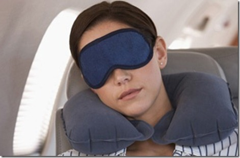 WFMW: How to sleep on an international flight. And other tips for a more fun flight (even if you are a fearful flyer).