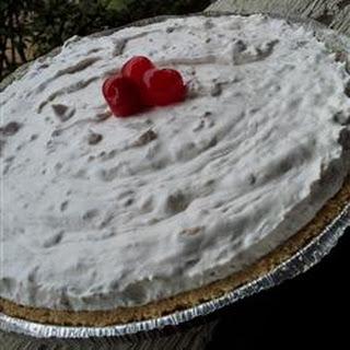 Hawaiian Millionaire Pie.
