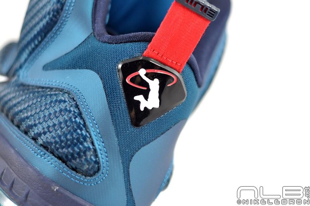 262bf872d041 The Showcase Nike LeBron 9 Ken Griffey Jr 8220Swingman8221 ...
