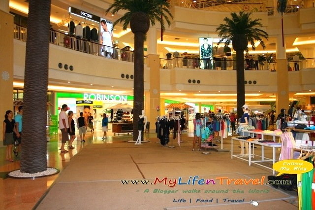 Jungceylon shopping mall 61