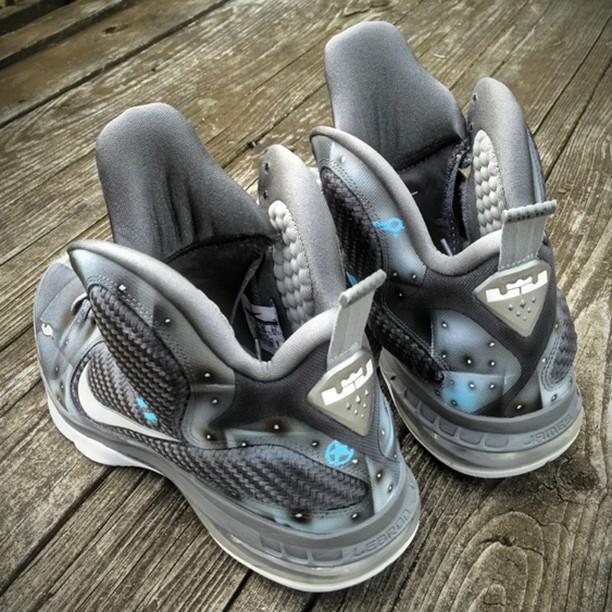 "NIKE LEBRON – LeBron James Shoes » Nike LeBron 9 ""Wounded ..."