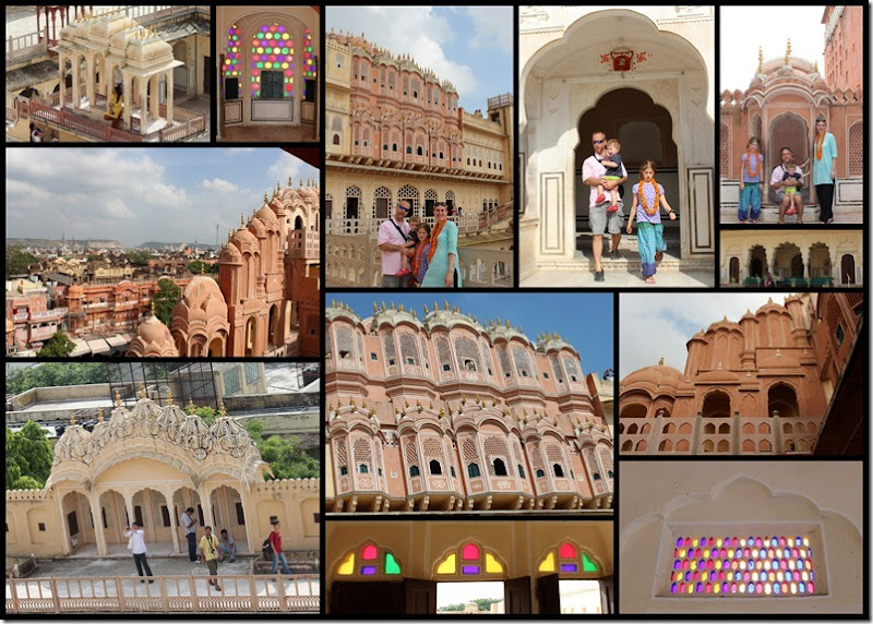 The Pink City : Jaipur