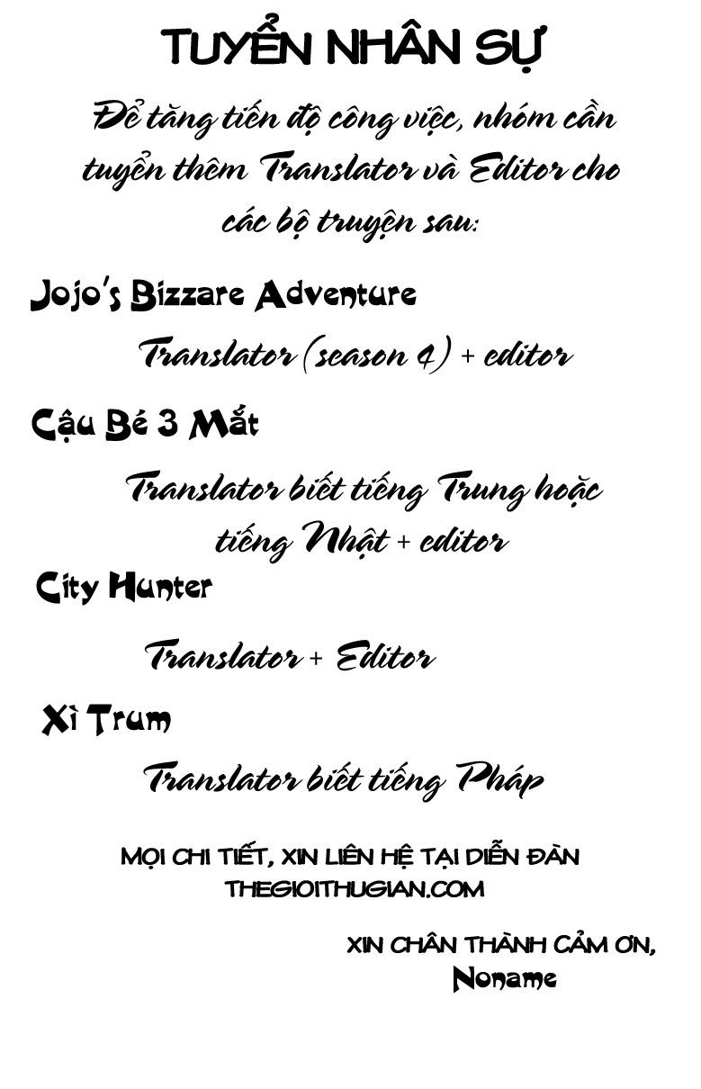 JoJo no Kimyou na Bouken Chap 250 - Truyen.Chap.VN