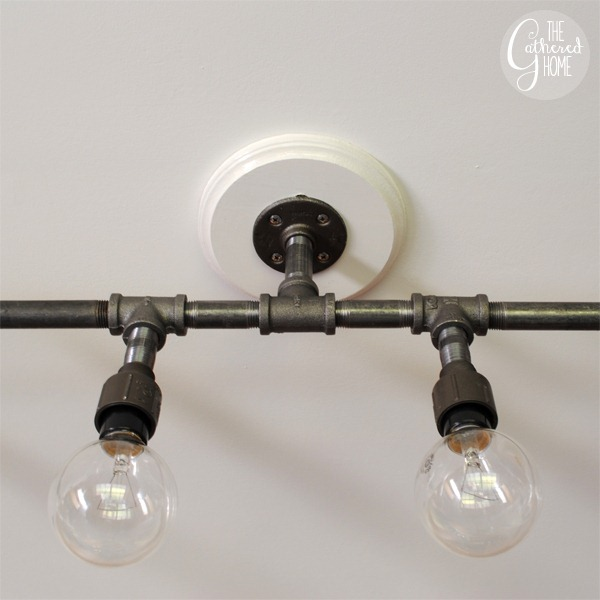 diy pipe lighting. diy plumbing pipe light fixture diy lighting l
