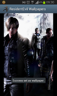 ResidentEvil Wallpapers - screenshot thumbnail