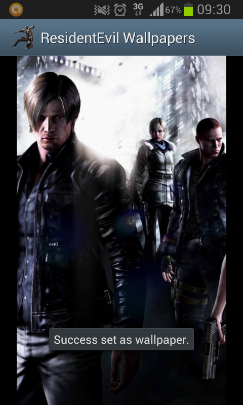 ResidentEvil Wallpapers - screenshot