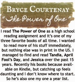 Author - Courtenay